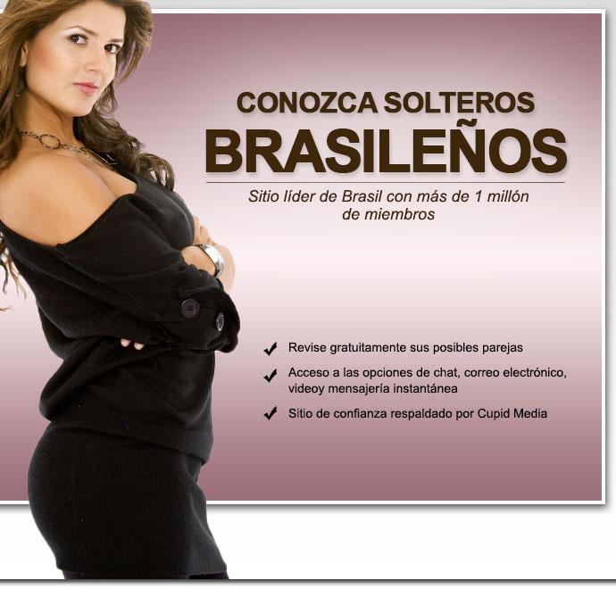 Citas y Solteros Brasileños en BrazilCupid.com™